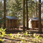 Blokhutten zomerkamp verblijf